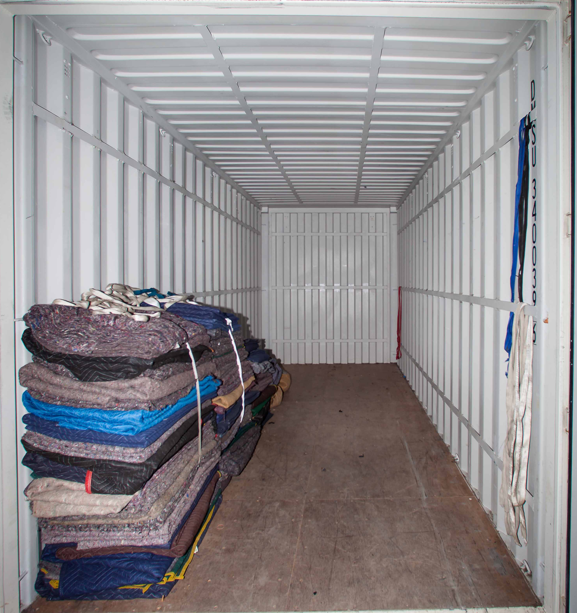 Container Storage in Canberra