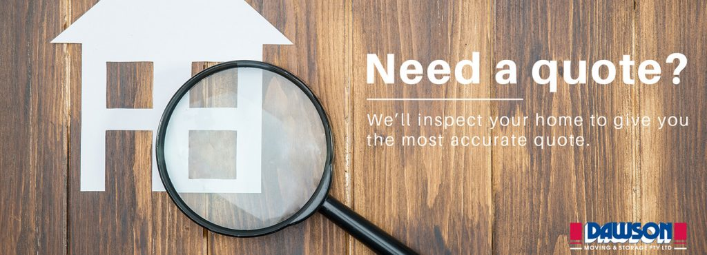 Visit My Home - Free Home Inspection - Removals Quote