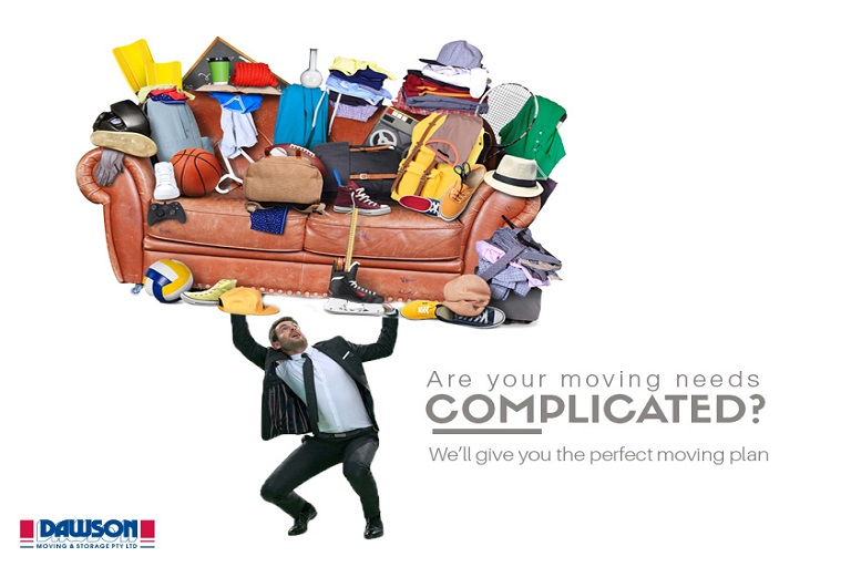 Movers Amp Furniture Removalists Melbourne Canberra Dawson