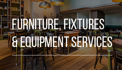 Furniture, Fixtures and Equipment Services