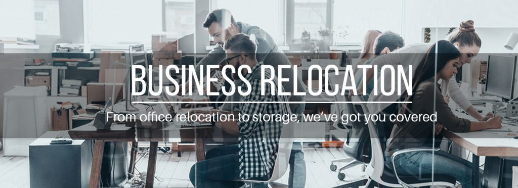 Business Relocations Services