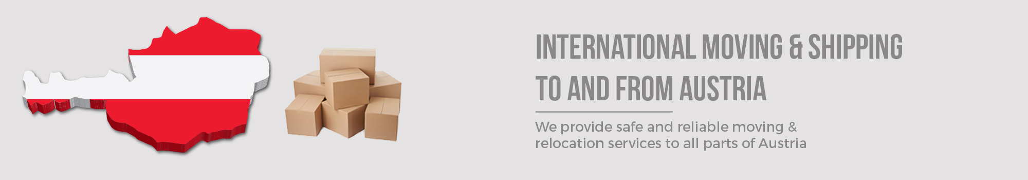 Moving to Austria from Australia - International Removalists