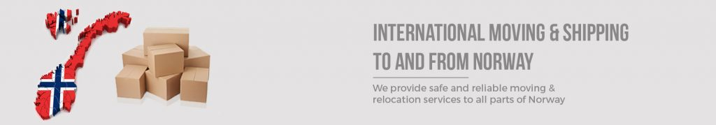 Moving to Norway from Australia - International Removalists - Dawson
