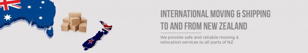 Moving to New Zealand from Australia - International Removalists - Dawson