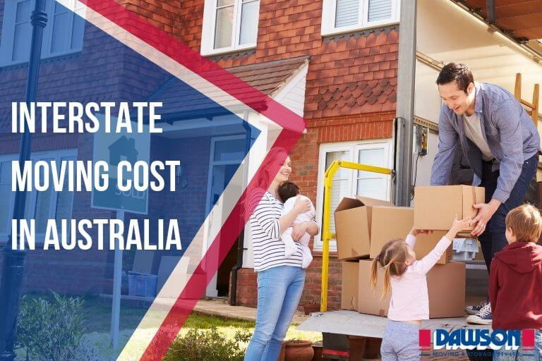 Interstate Moving Cost in Australia