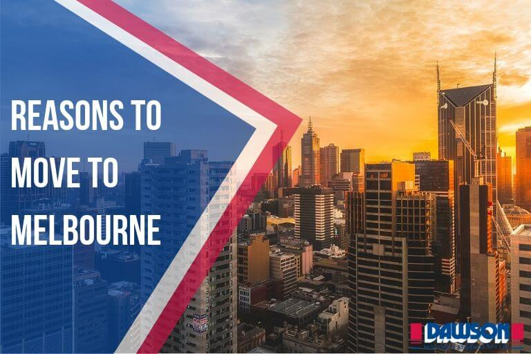 Reasons to Move to Melbourne