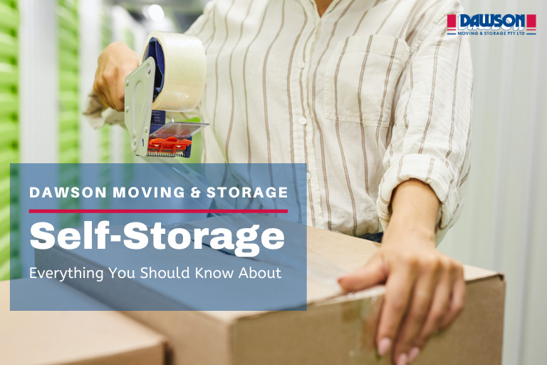 self storage melbourne