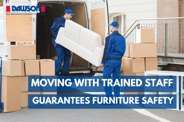 trained furniture removalists