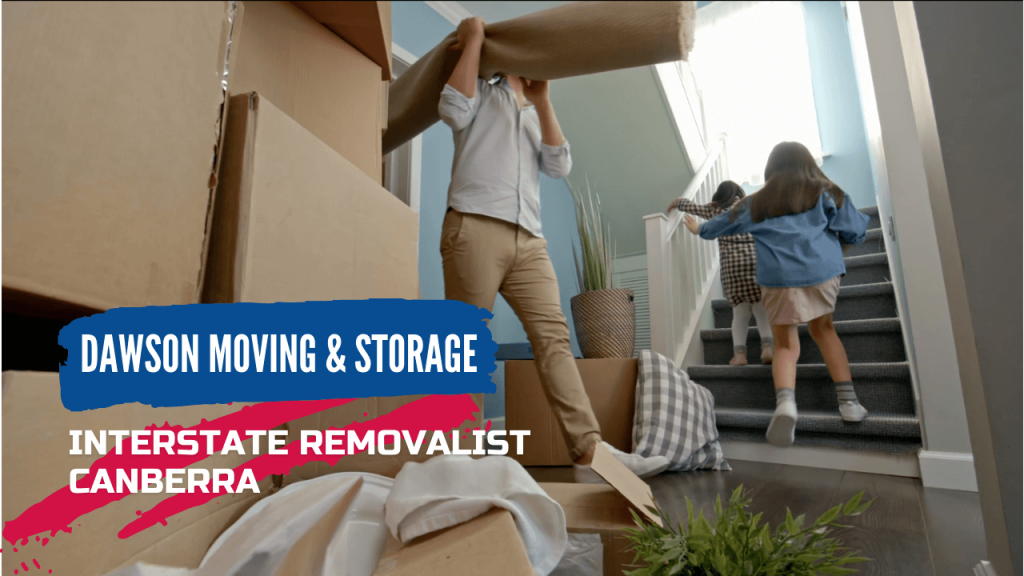 interstate removalists canberra
